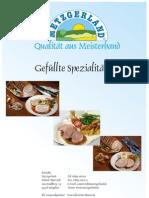 Metzgerland - Gefüllte Spezialitäten