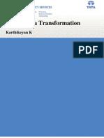 Informatica Transformation