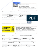 Amnesty and United Nations Online Search