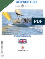 SUN ODYSSEY 30I manual.pdf