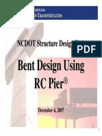 05 - Bent Design Using RC Pier.pdf