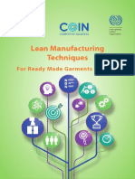 Lean Manufacturing Techniques