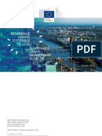 Sustainable Urban Development in the EU 2016