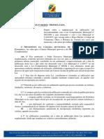 Lei complementar 60-2018 Caruaru