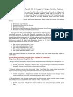 4, 45 Butir-Butir Pengamalan Pancasila (Sila Ke-1 Sampai Ke-5) Dengan Contoh Dan Penjelasan