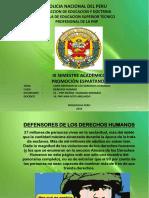 Diapositivas Derechos Humanos - Nelson Mandela-e2 Muñoz