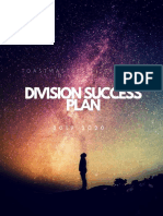 division j success plan