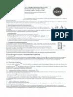 Aube TH-136 GR Manual