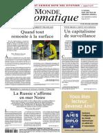 Magazine Le Monde Diplomatique n.778 - Janvier 2019