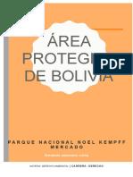 Parque Nacional NOEL KEMPEFF MERCADO