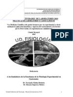Manual de Laboratorio Fisiología 2019