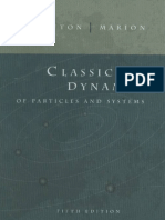 Classical Dynamics of Particles and Systems -5th -Ed Thornton - Marion.pdf
