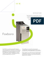 Uploads Dokumanlar Brochure Foxboro SCD2100RTU 02-10