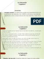 La Salvacion Clase 1 Disc Ppt en PDF