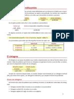 Apuntes de Sintaxis Resumen