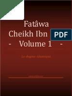 Fatawa cheikh IbnBaz -Volume1-