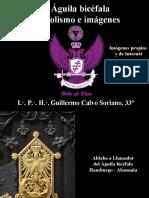 El Águila Bicéfala, Simbolismo e Imágenes