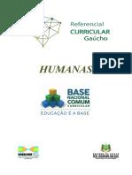 Referencial Gaúcho - Ciências Humanas