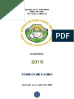 Plan Lunes Civicos 2019