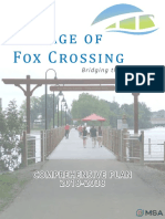 Village of Fox Crossing - Comp Plan