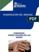 Humanización Del Servicio