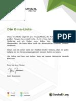 Die-Oma-Liste