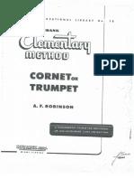 Elementary Method Cornet Rubank.pdf