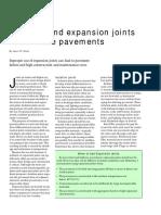 Concrete Construction Article PDF_ Isolation and Expansion Joints in Concrete Pavements