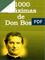 1000 Máximas de Don Bosco.pdf