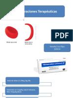 TX Anemia Falciforme