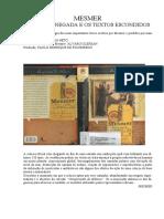 Mesmer (Paulo Henrique de Figueiredo)
