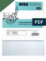 Eigenaars Handboek BUKH DV36 NL