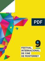 9 Festival Internacional de Cine de Monterrey - FIC Monterrey - 2013