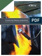 Projet Pose de Câbles Souterrains Methodes-gestion