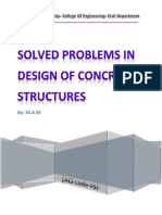 Design of Concrete Structures (solved problems).pdf