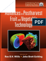 [Contemporary Food Engineering] Ron B.H. Wills, John Brett Golding - Advances in Postharvest Fruit and Vegetable Technology (2015, CRC Press)