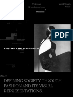 The Means of Seeing
