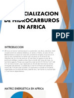 Comercializacion de Africa