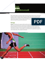 How Does Training Affect Performance