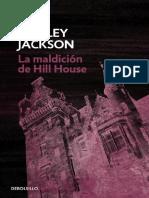 La Maldicion de Hill House Shirley Jackson