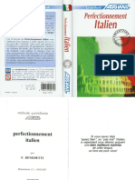 Assimil Perfectionnement Italien 1987