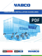 WABCO TEBS E Series Installation Guidelines October 2017