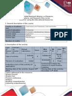 Acitudes y Prácticas Ambientales de La Ciduad de Puno