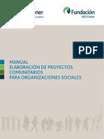 207 Manual Elaboracic3b3n Proyectos Comunitarios