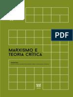 Marxismo e Teoria Critica