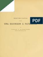 Burmeister_1891_Breves Datos Sobre Una Excursión a Patagonia_RMLP_2