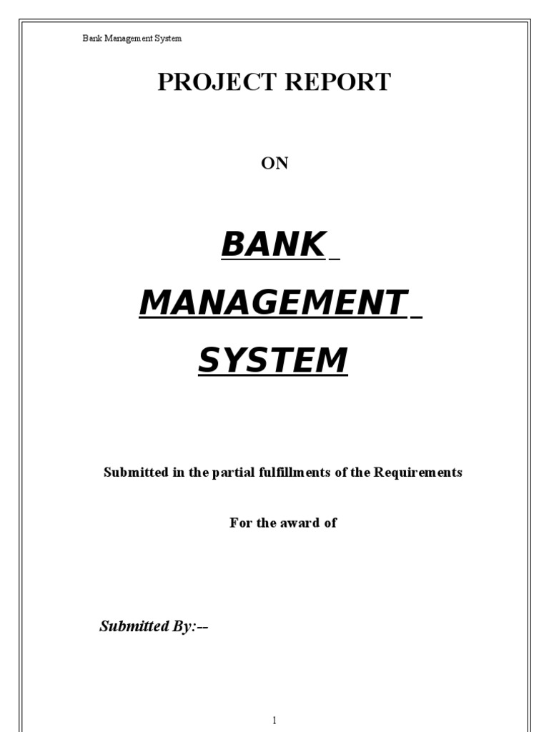 Bank management system vb component object model class bank management system vb component object model class computer programming ccuart Image collections