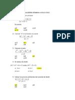 Algebra Semana 4