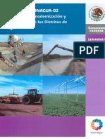 CONAGUA Rehabilitación, Modernización y Equipamiento de Los Distritos de Riego (1)