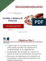 Gestión de Procesos (Sesiones 1 y 2)